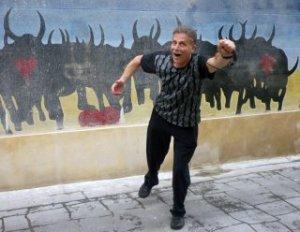 Fleeing the Bulls?