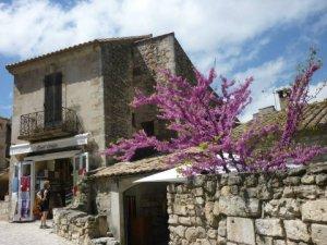 Les Baux-de-Provence, Provence-Alpes-Cote d'Azur