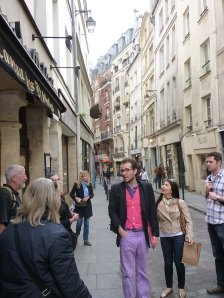 "Seeing Paris' Latin Quarter with a ""Discover Walks"" local can make it safer"