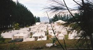 A cemetery in San José, Costa Rica