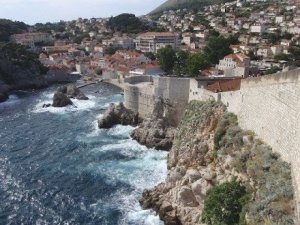Cycling the beautiful Dalmatian Coast of Croatia