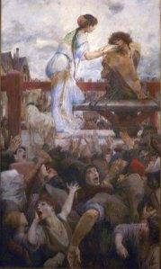 The transcendence of Esmeralda & Quasimodo - from Victor Hugo's place in Paris, France.