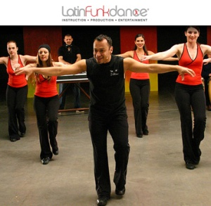 Latin Funk Dance with Gustavo Ferman