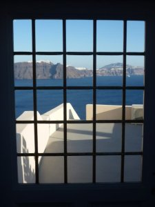 Don't Fence Me In (even on Santorini)