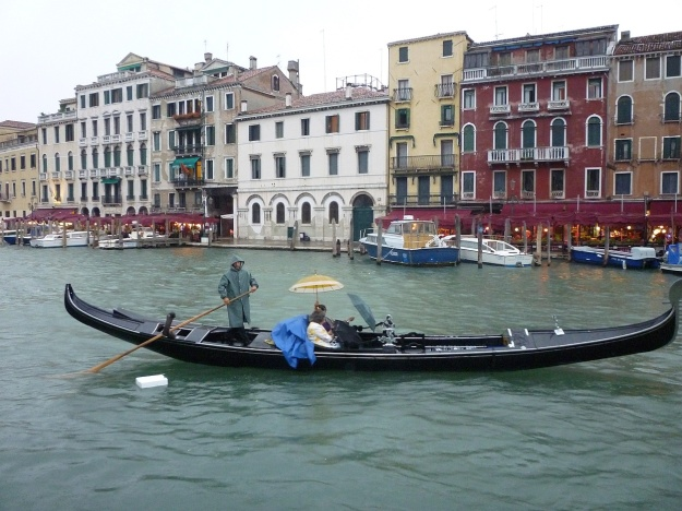 Romantic Venice by Gondola