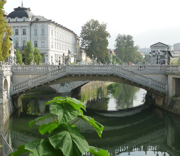 Triple Bridge (Tromostovje)
