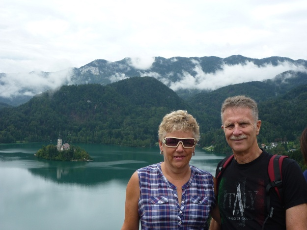 Lake Bled with the Church of the Assumption