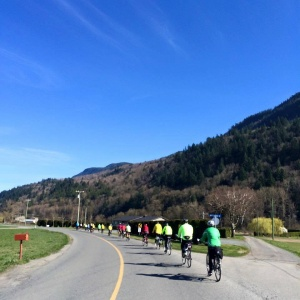 Cycling in the Valley