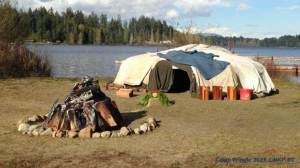 Camp Pringle - one of the locations of the ManKind Project's New Warrior Training Adventure